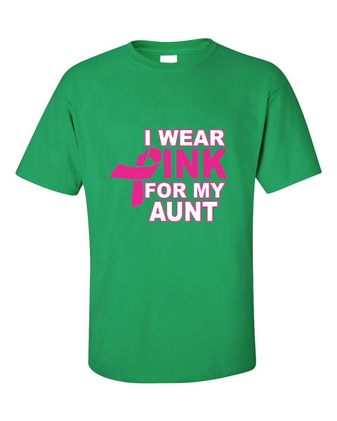 i-wear-pink-for-my-aunt-breast-cancer-awarenesss-t-shirt