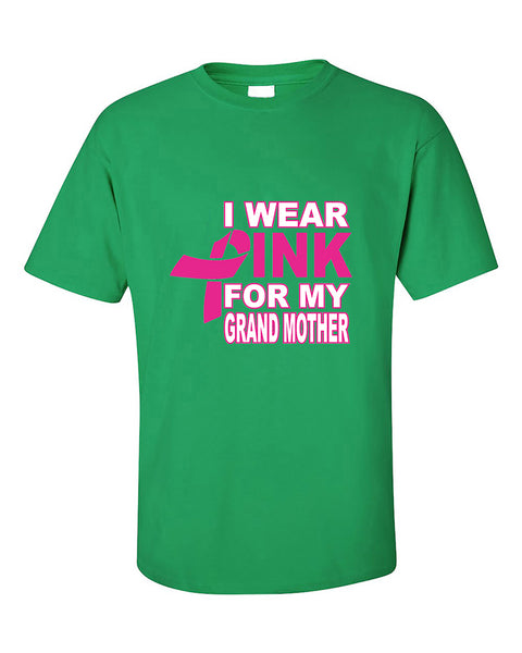 i-wear-pink-for-my-grandma-breast-cancer-awarenesss-t-shirt