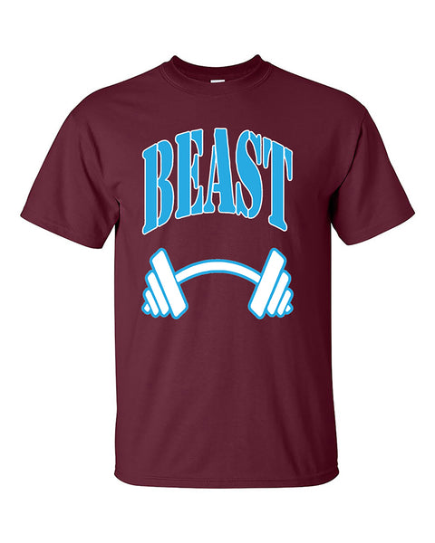 beast-blue-couples-gym-workouts-valentines-day-gift-t-shirt