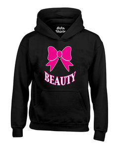 Beauty PINK Couples GYM Workouts Valentine's Day Gift Unisex Hoodie