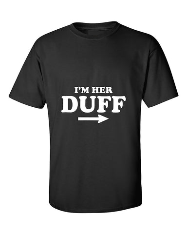 im-her-duff-funny-matching-couples-t-shirt