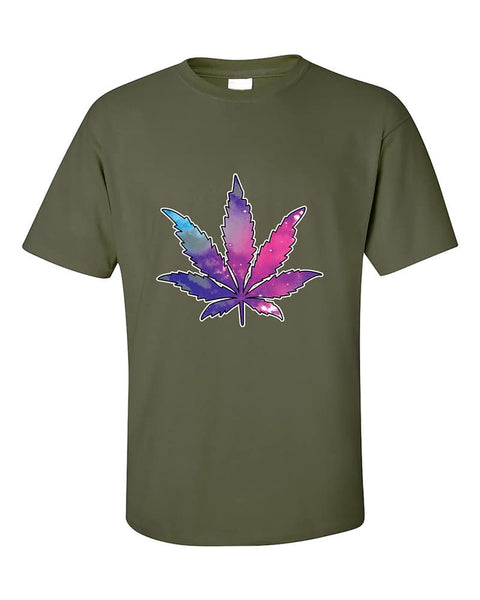 marijuana-leaf-galaxy-t-shirt