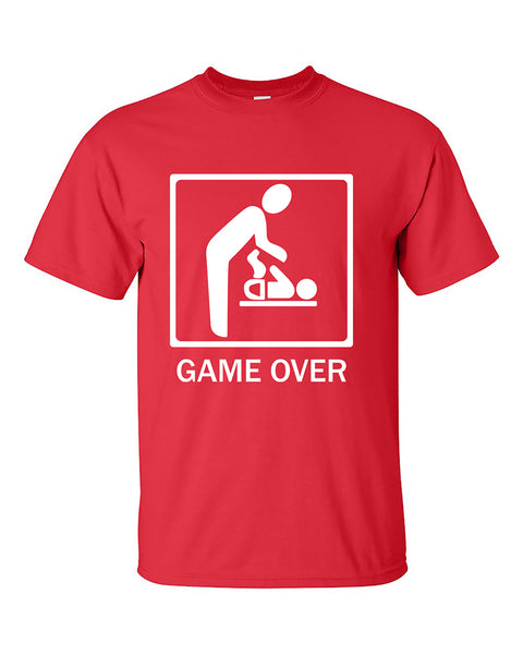 game-over-new-baby-for-parent-funny-t-shirt