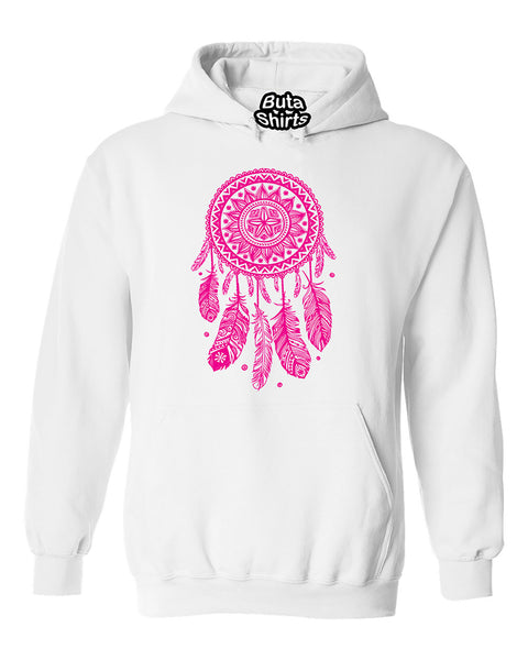 Dream Catcher Feathers Native American Indian Unisex Hoodie