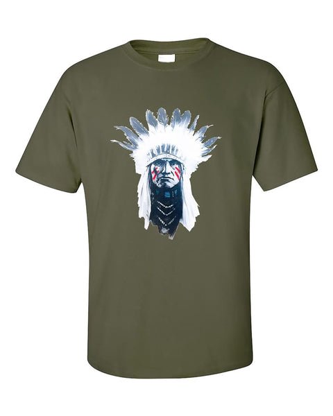 headdressed-native-american-indian-patriotics-t-shirt
