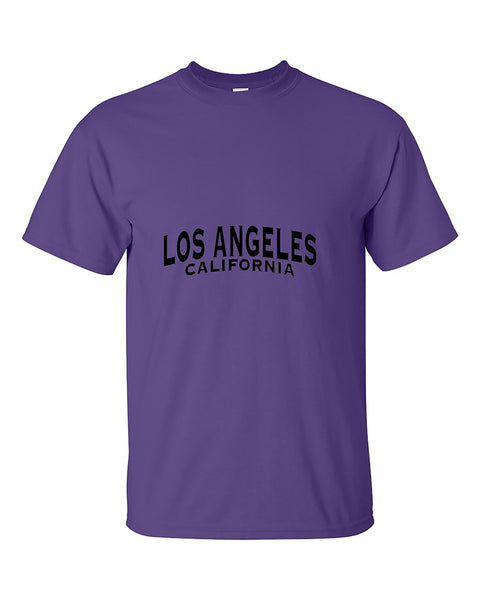 los-angeles-black-unisex-fasion-california-t-shirt