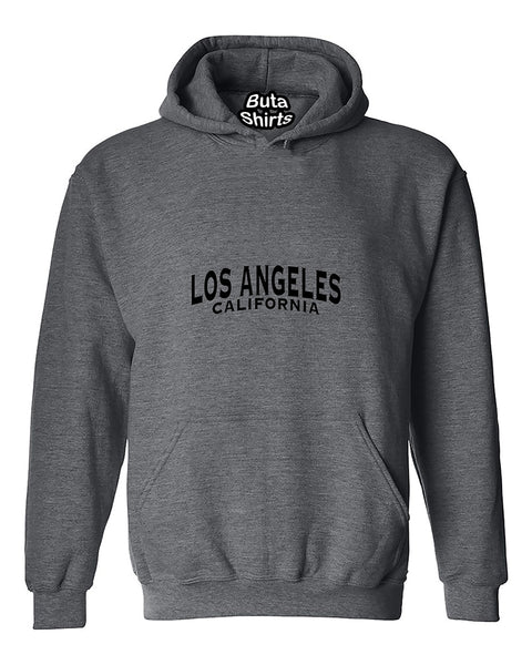 Los Angeles Black Fasion California Unisex Hoodie