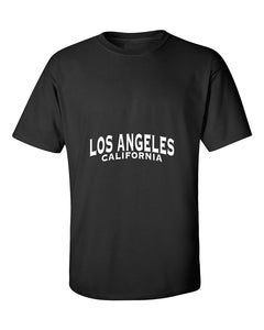 los-angeles-white-unisex-fasion-california-t-shirt