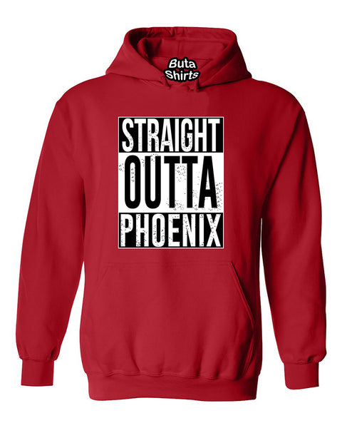 Straight Outta Phoneix Fashions Unisex Hoodie
