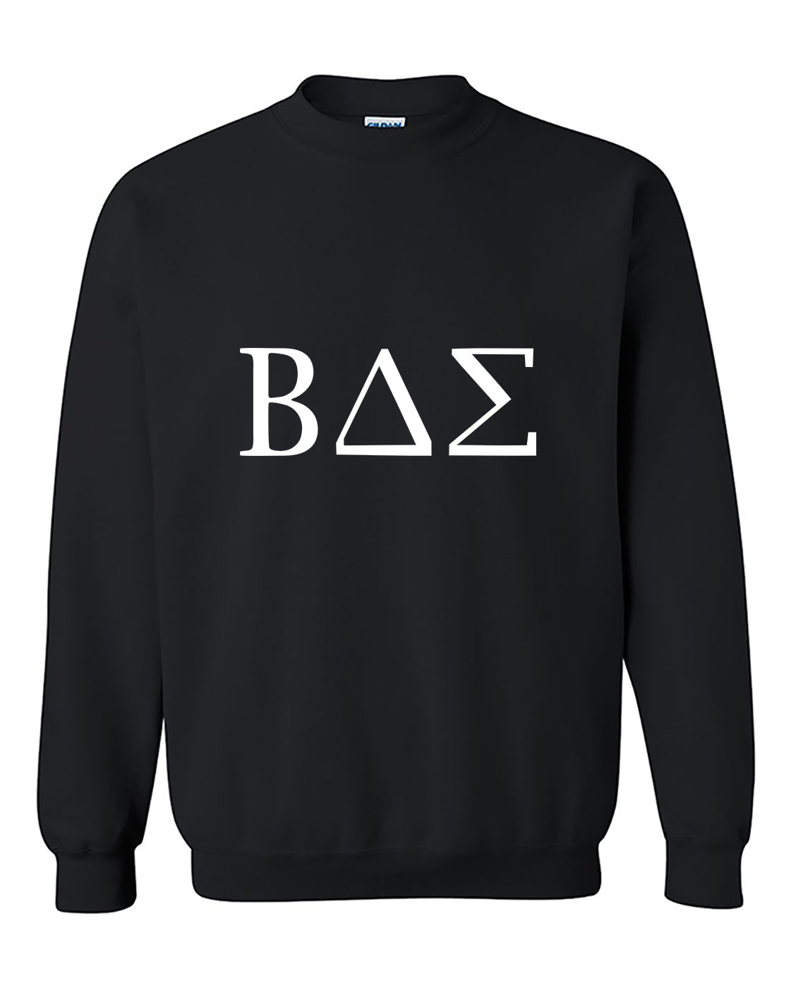BAE Greek Letter Unisex Fasin Crewneck Sweater