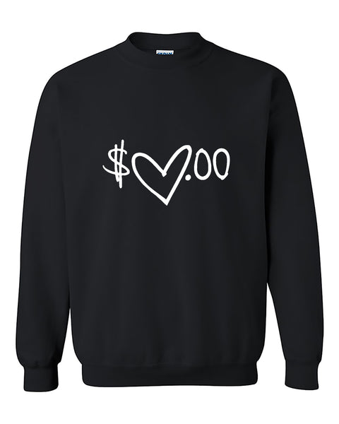 Priceles Love Best Selling Fashion Crewneck Sweater