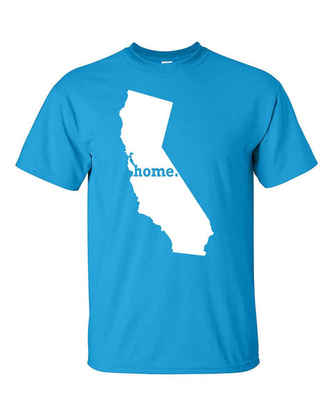 california-map-home-state-native-american-t-shirt