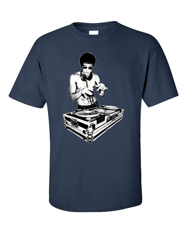 dj-bruce-lee-party-funny-humours-t-shirt