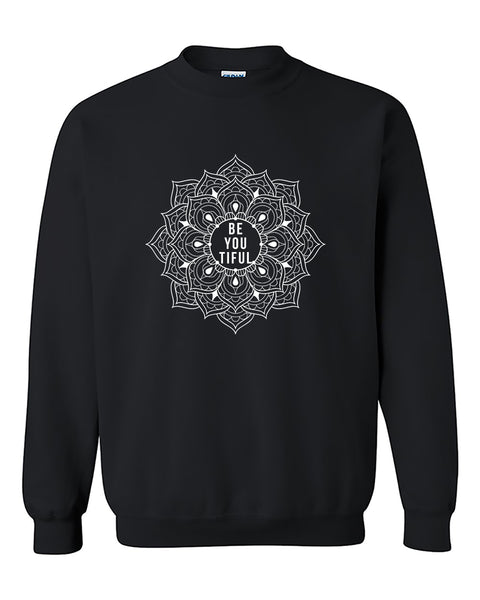 Mandala Beautiful Cute Uniesx Fasions Crewneck Sweater