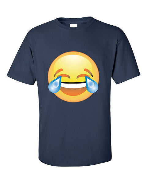 laughing-tears-emoji-t-shirt
