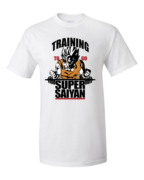 training-to-go-super-saiyan-funny-fitness-gym-t-shirt