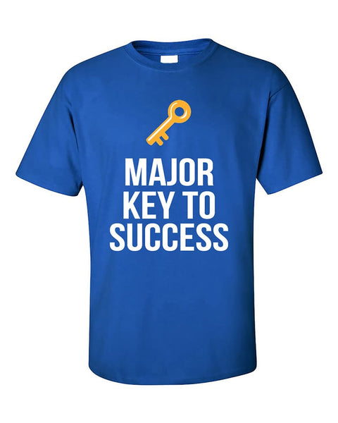 major-key-to-success-t-shirt