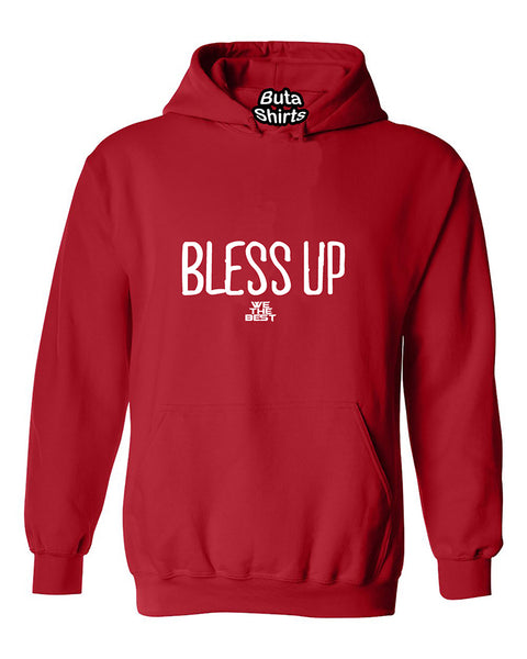 Bless Up Blessed Unisex Hoodie