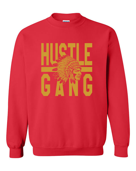 Hustle Gang Crewneck Sweater