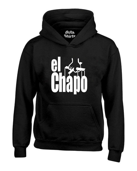 El Chapo Guzman in The Godfather Style Unisex Hoodie