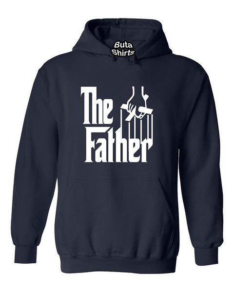 The Father Funny Father's Day gift The Godfather Style Unisex Hoodie
