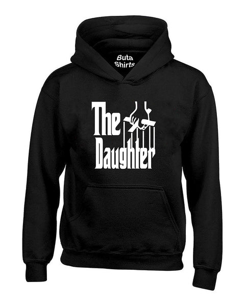 The Daughther The Godfather Style Unisex Hoodie