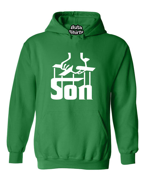 The Son The Godfather Style Unisex Hoodie