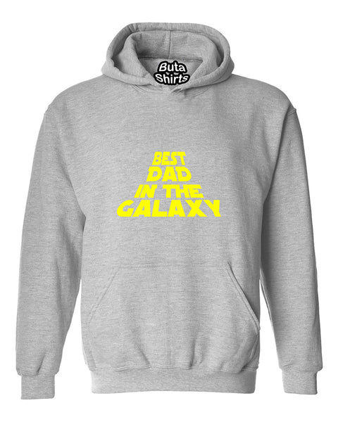 Best Dad In The Galaxy Father's Day Gift Unisex Hoodie