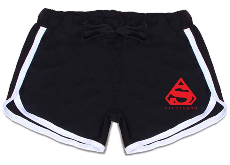 Stunt Gang Female Boy Shorts