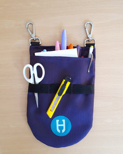 Purple Hoyster Pro with stationery