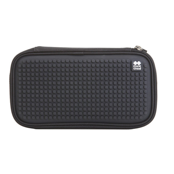 Classic Black Large Pencil Case