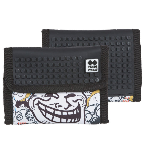 Memes Funny face Wallet
