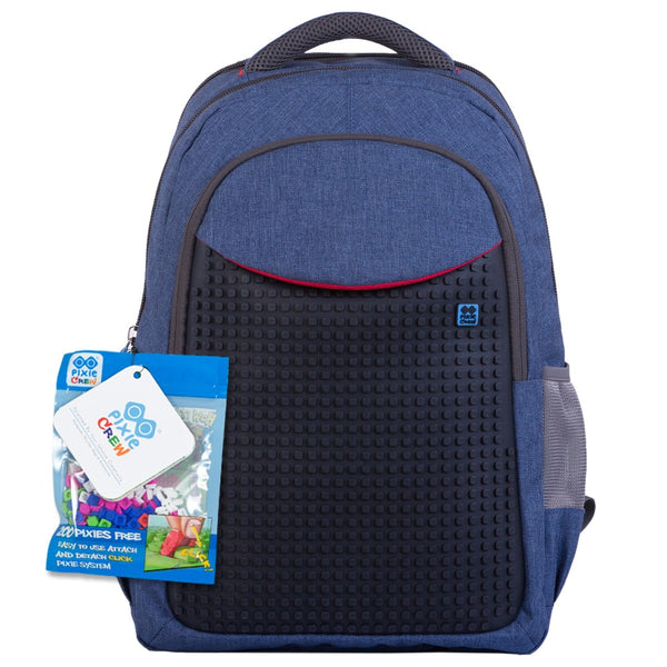 Blue Jeans School Bag