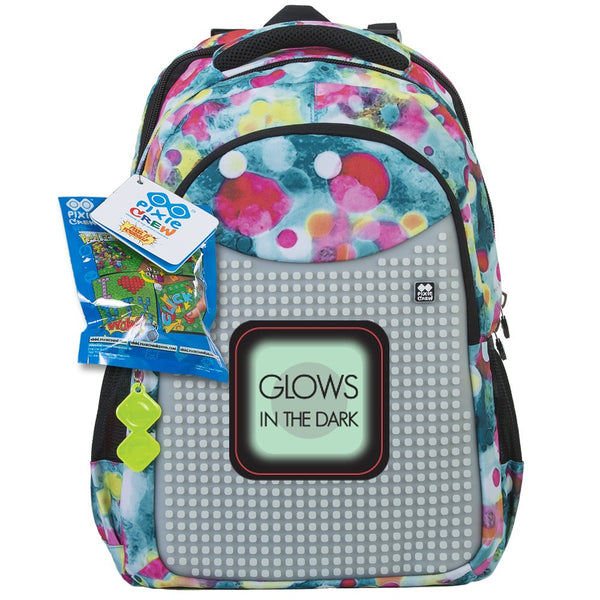 Bubbles Glows In The Dark - School Bag