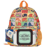 Small Orange animals - Glows in the dark Bag