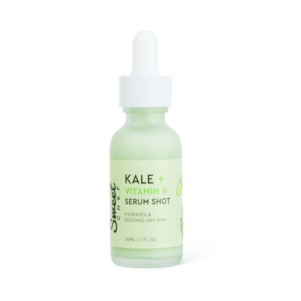 Serum Shot de VitaminaB+Kale