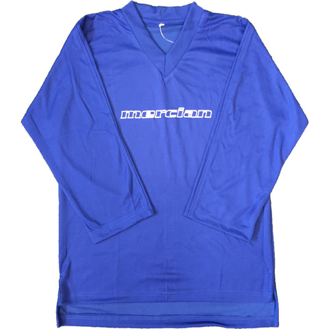 Mercian Plain Smock Blue