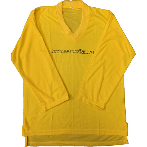 Mercian Plain Smock Yellow