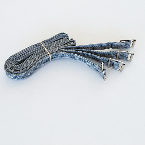 Mercian kicker surround straps (grey) (KI99)