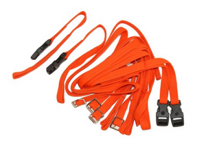 Mercian kicker surround straps (Orange) (KI99ORG)