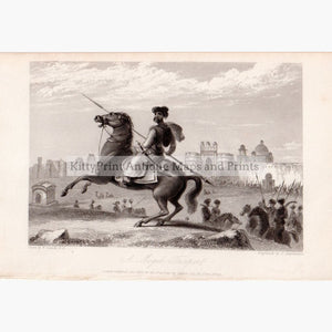 A Mogul Trooper 1836 Prints