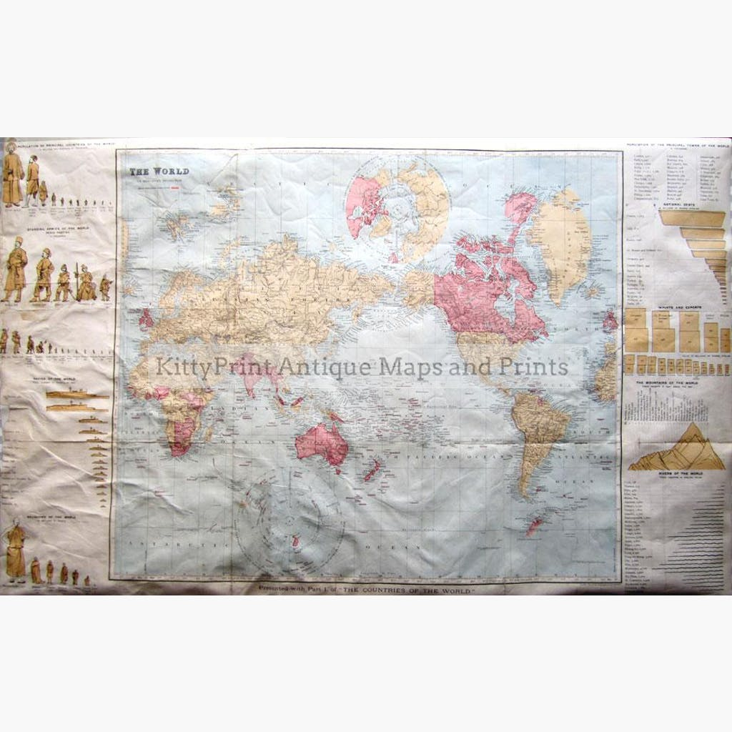 British possessions DATE? Maps KittyPrint Civilizations & Empires Population Statistics World Maps