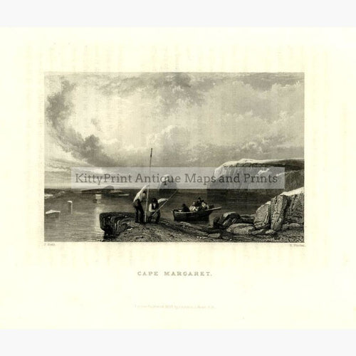 Cape Margaret 1834 Prints