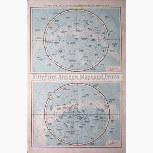 Constellations 1895 Prints