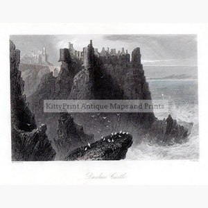 Dunluce Castle,1840 Prints