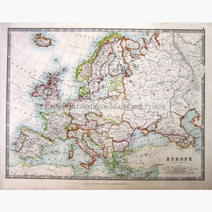 Europe 1920 Maps KittyPrint 1900s Europe Regional Maps