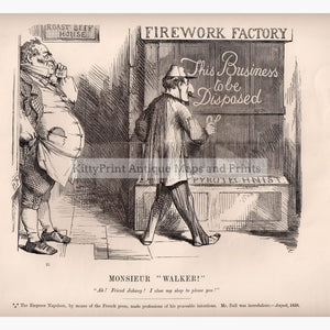 Firework Factory 1859 Prints