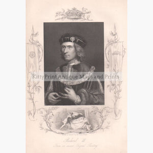 Richard Iii C.1850 Prints