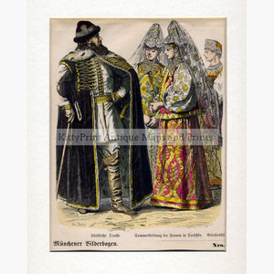 Russian Aristocrats c.1900 Prints KittyPrint 1900s Royalty Nobility & Celebrity Russia