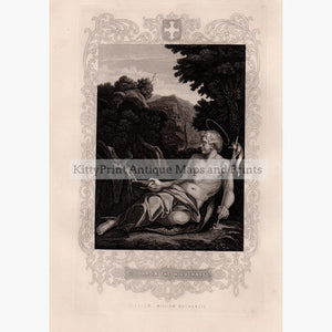 St. John In The Wilderness C.1880 Prints